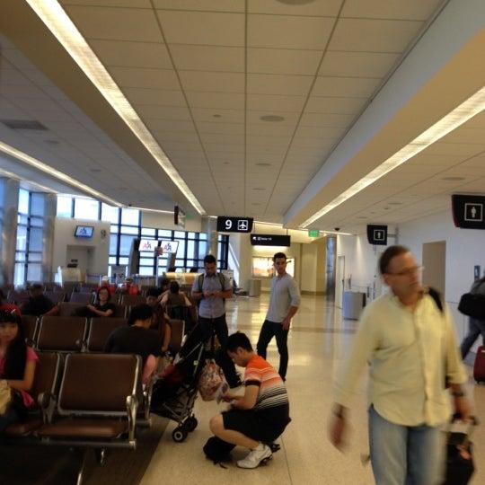 Photo taken at Terminal A by Zain J. on 7/2/2012