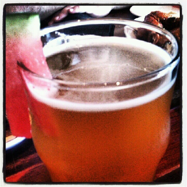Photo taken at 5 Seasons Brewing by Michelle L. on 7/26/2012