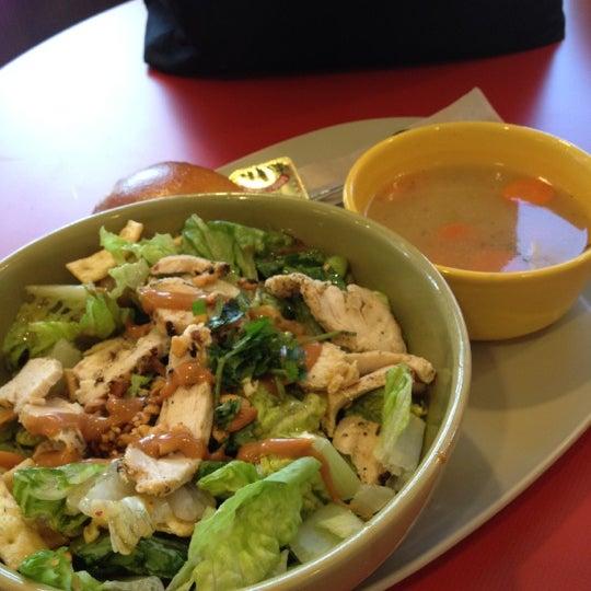 Photo taken at Panera Bread by Gary M. on 2/22/2012