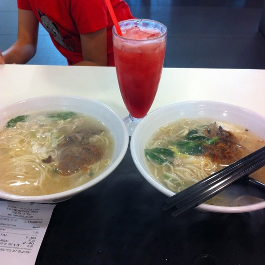Photo taken at Food Junction by Toh on 7/8/2012