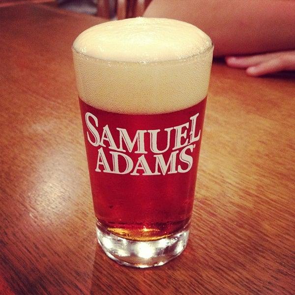 Photo taken at Samuel Adams Brewery by Carlos G. on 9/1/2012
