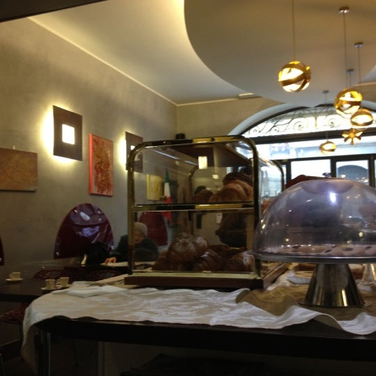 Photo taken at Bar Vittoria by Silvio C. on 2/23/2012