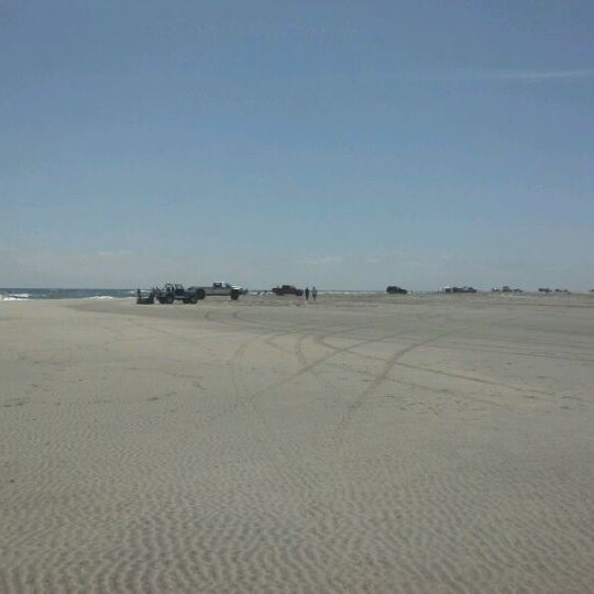 Photo taken at Carolina Beach by Bobby C. on 4/1/2012