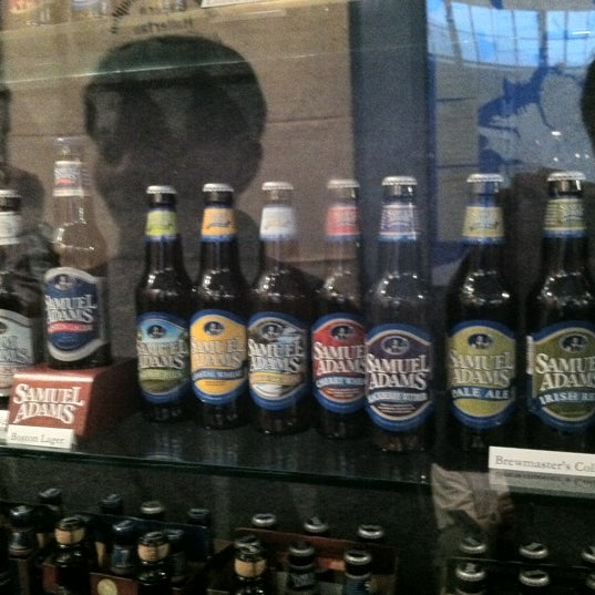 Photo taken at Samuel Adams Brewery by Joonseok O. on 3/16/2012