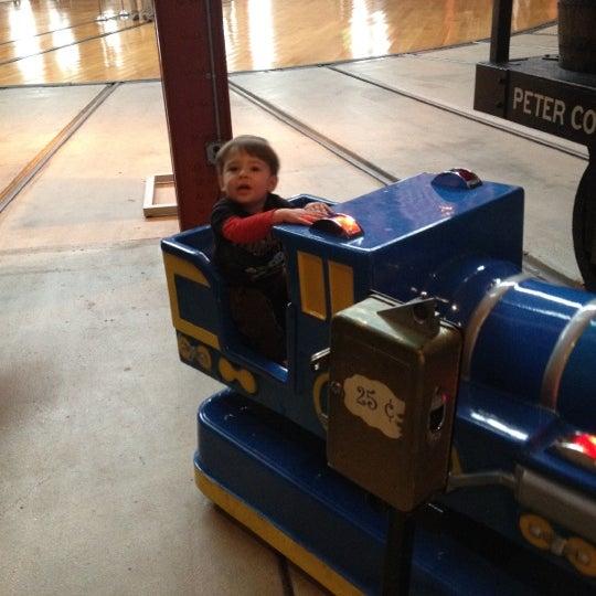 Photo taken at B & O Railroad Museum by Brad R. on 2/29/2012