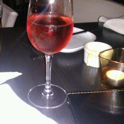Photo taken at La Fontana Gelati Bar Lounge by Valérie F. on 9/8/2012