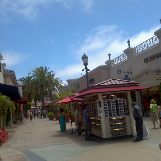 Photo taken at Carlsbad Premium Outlets by Grease V. on 7/1/2012