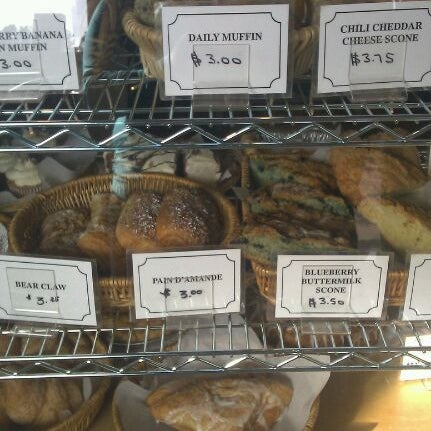 Photo taken at Bovine Bakery by Leticia A. on 5/12/2012