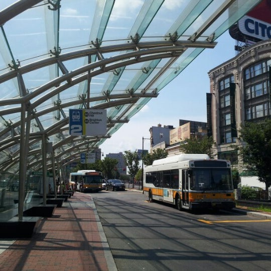 MBTA Kenmore Station - Kenmore - 500 Commonwealth Ave