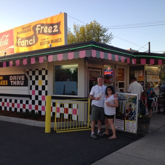 Good Fast Food Boise