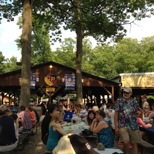 German park 5 tips for Ann arbor beer garden