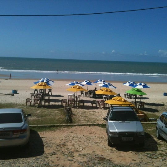 Photo taken at Lagoinha Kite Point by Marla F. on 5/26/2012