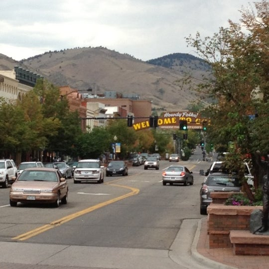 Photo taken at Golden, CO by Ed B. on 8/27/2012