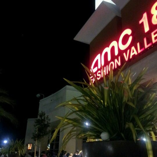 Photo taken at AMC Fashion Valley 18 by Erika R. on 3/24/2012