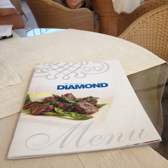 Photo taken at Diamond Restaurant by Юлия💟 on 8/2/2012