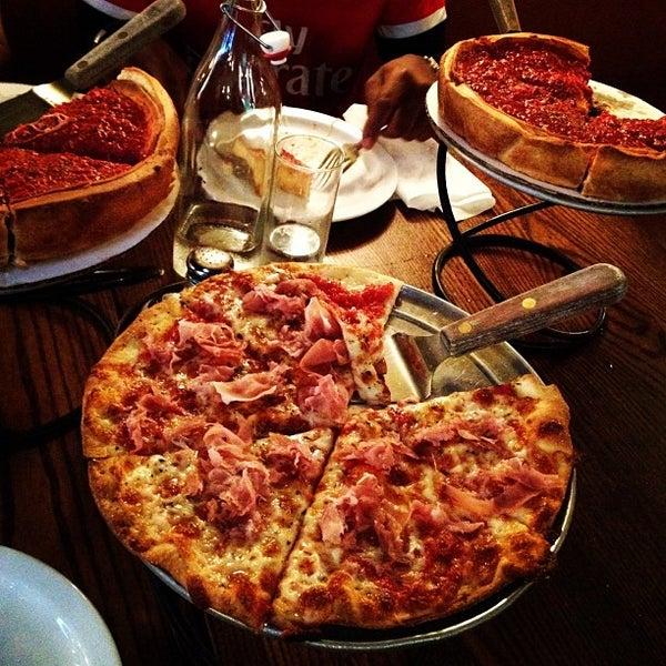 Patxi's Pizza - Marina District - San Francisco, CA