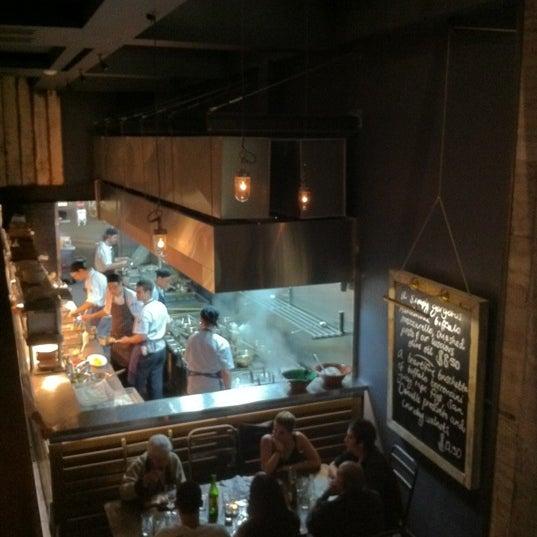 Photo taken at Jamie's Italian by Bruno N. on 4/23/2012