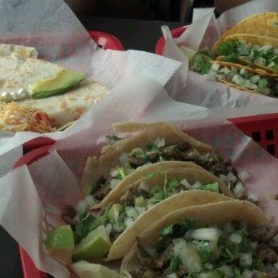 Photo taken at Tia Cori's Tacos by AJith K. on 7/7/2012