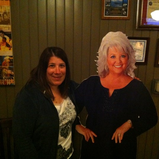 Photo taken at The Paula Deen Store by Elizabeth C. on 4/12/2012