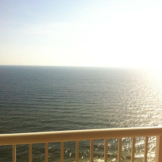 Photo taken at Majestic Beach Resort Panama City Beach by Jenny N. on 9/8/2012
