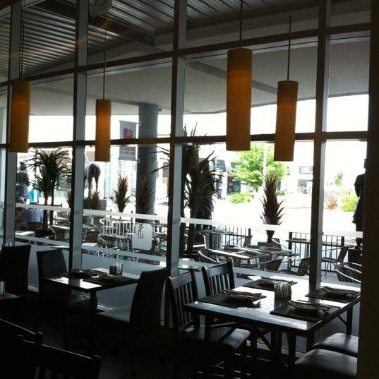 Photo taken at La Fontana Gelati Bar Lounge by Denis F. on 5/26/2012
