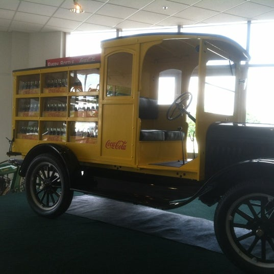 Photo taken at The Antique Automobile Club of America Museum by Heather P. on 6/2/2012