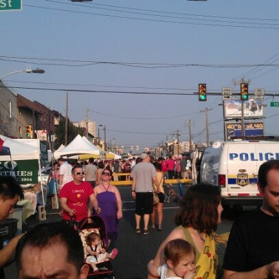Photo taken at Night Market Washington Avenue by Darryl C. on 6/28/2012
