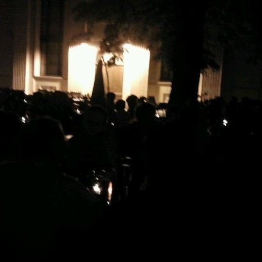 Photo taken at Mleczarnia by Magdalena K. on 8/19/2012