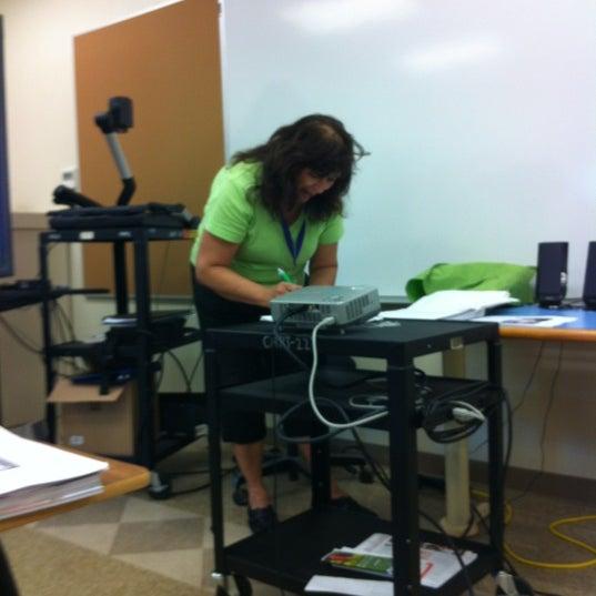 Photo taken at Windward Community College by Kathi P. on 5/9/2012