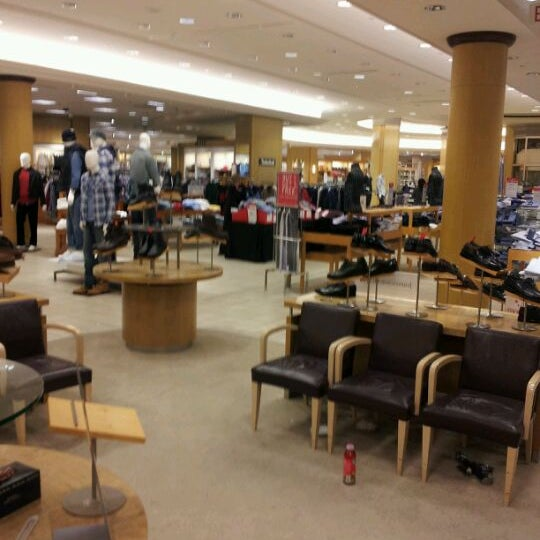 Photo taken at Macy's by Jacob D. on 2/19/2012