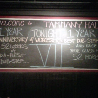 Photo taken at Tammany Hall by Emalieann C. on 6/6/2012