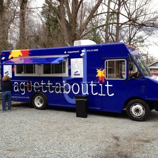 Baguettaboutit Food Truck Menu