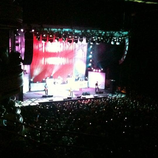 Photo taken at Hammerstein Ballroom by Amanda L. on 5/2/2012