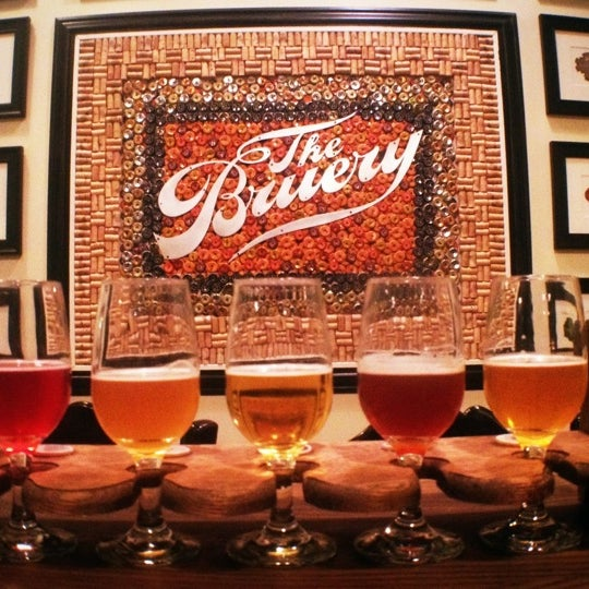 Photo taken at The Bruery Provisions by Robert P. on 2/12/2012