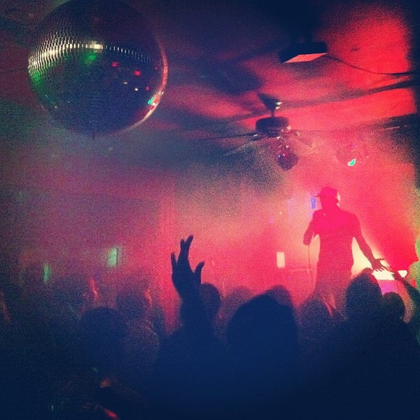 Photo taken at The Barbary by Jt c. on 4/3/2012