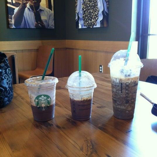 Photo taken at Starbucks by Lauri H. on 6/24/2012