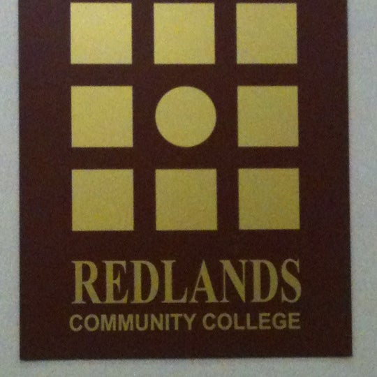 Photo taken at Redlands Community College by LD P. on 5/14/2012