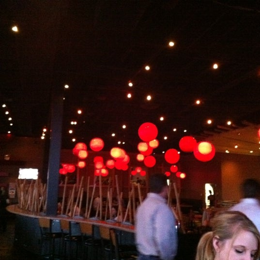 Photo taken at RA Sushi by Wesley W. on 4/20/2012