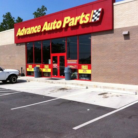 Advance Auto Parts 44 Visitors