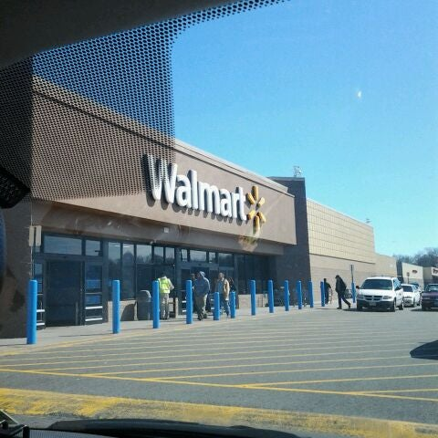 Photo taken at Walmart by Christina R. on 3/10/2012