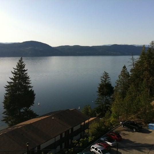 Photo taken at Lake Okanagan Resort Kelowna by John F. on 5/12/2012