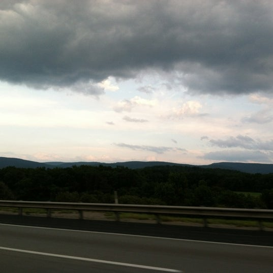Photo taken at I-76 (PA Turnpike) by Jerilyn on 8/11/2012