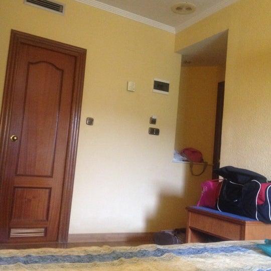 Photo taken at Hotel Alixares 4* by Gabriele B. on 8/19/2012