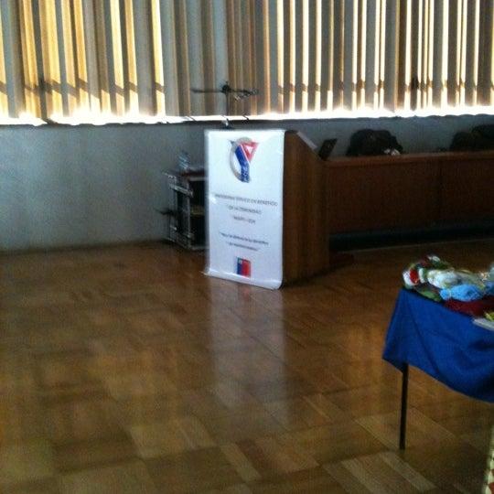 Photo taken at Municipalidad de San Bernardo by Rodrigo E. on 6/8/2012