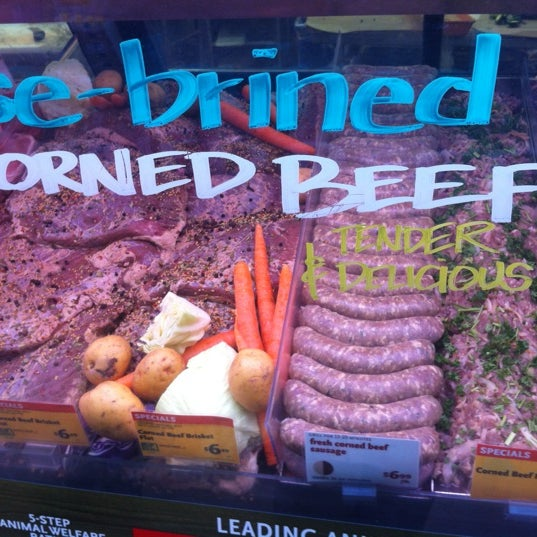 Photo taken at Whole Foods Market by Bay Area D. on 3/13/2012