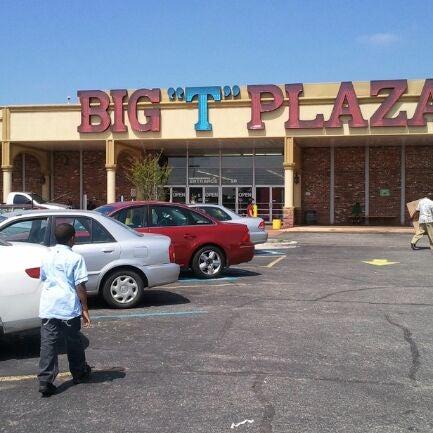 Big T Plaza South Central Dallas Dallas Tx