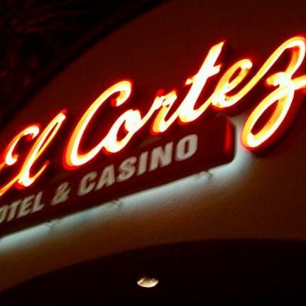 Photo taken at El Cortez Hotel & Casino by DJ D. on 2/19/2012