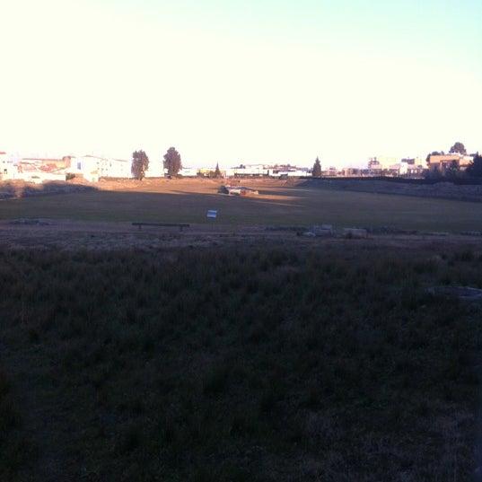 Photo taken at Circo Romano by Juan B. on 2/18/2012