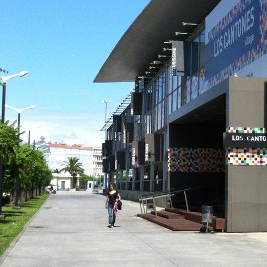 Photo taken at C.C Los Cantones Village by Jesús P. on 7/8/2012