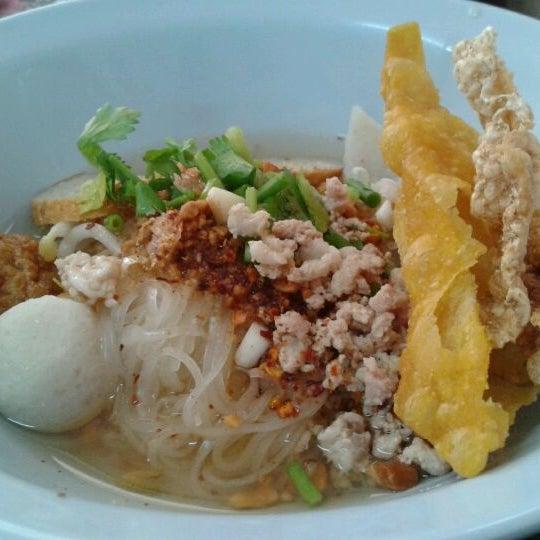 Photo taken at หน้า ม.มหิดล ศาลายา by Nan C. on 3/31/2012